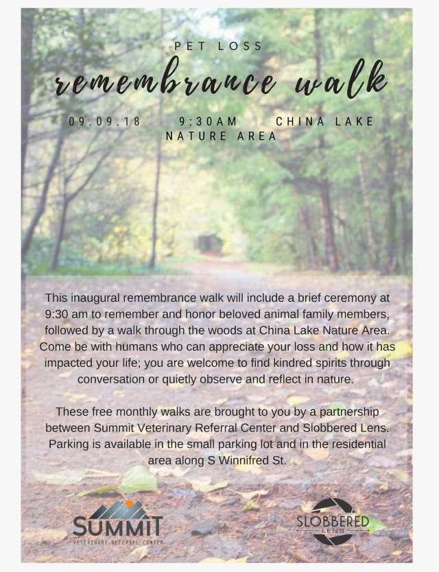 Sept Remembrance Walk flyer